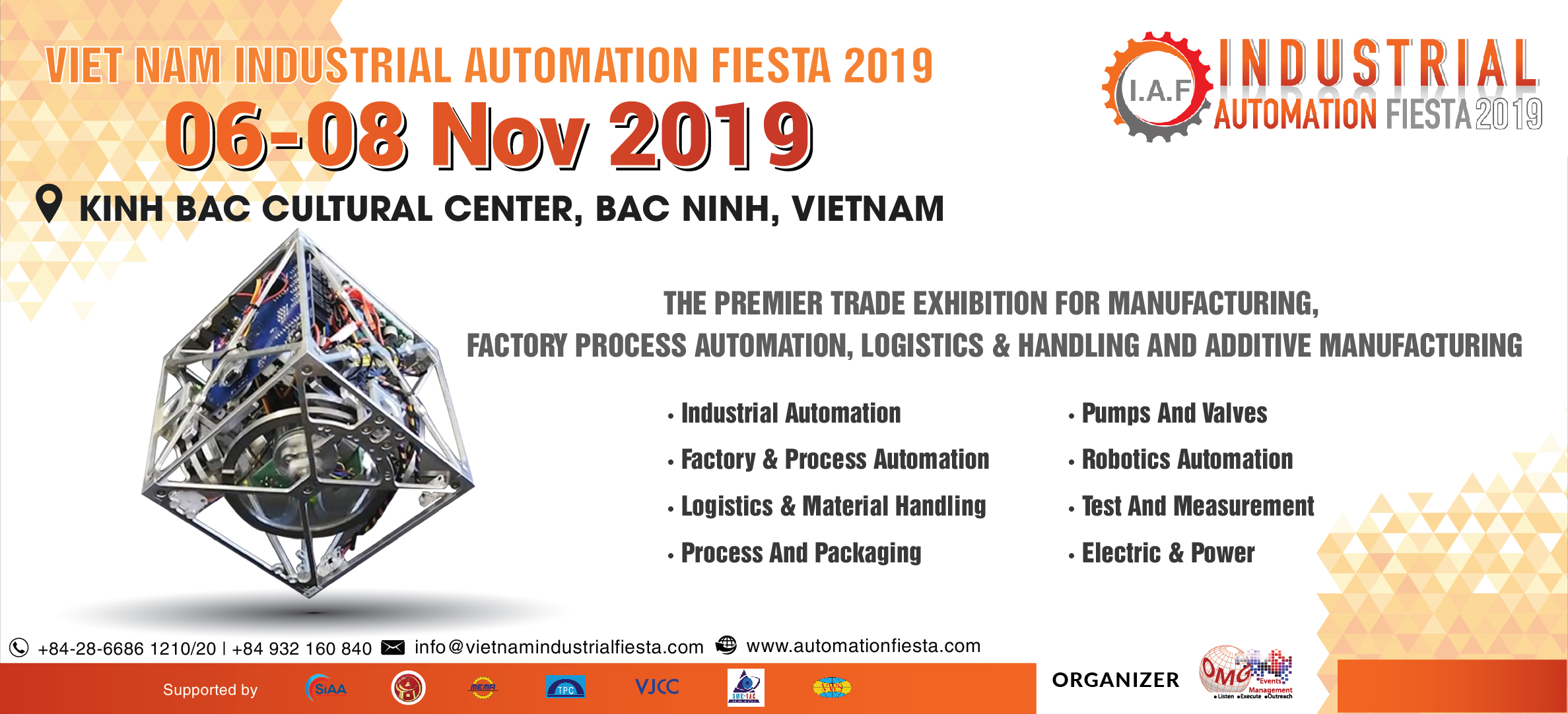 Industrial Automation Fiesta 2019